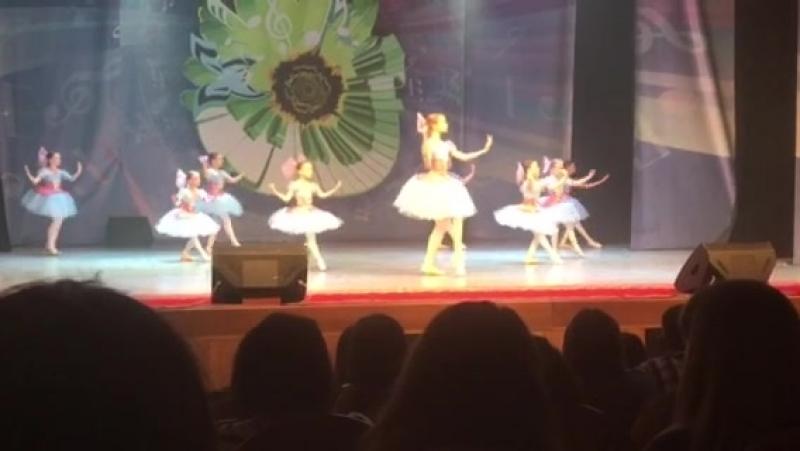Вариация из балета Лео Делиба Каппелия Куклы
