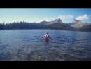 Ергаки, озеро Светлое