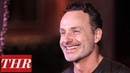 Andrew Lincoln's Last 'The Walking Dead' Scene Had Norman Reedus Tickling His Feet THR