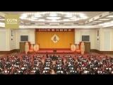 Председатель КНР Си Цзиньпин поздравил соотечественников с наступающим китайским новым годом