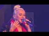 Концерт Кристины Агилеры в Радио-Сити-Мьюзик-Холл, Нью-Йорк, 03.10.2018 (4)