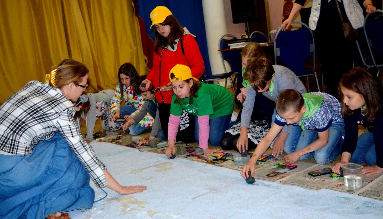 клуб Сфера - праздник для детей