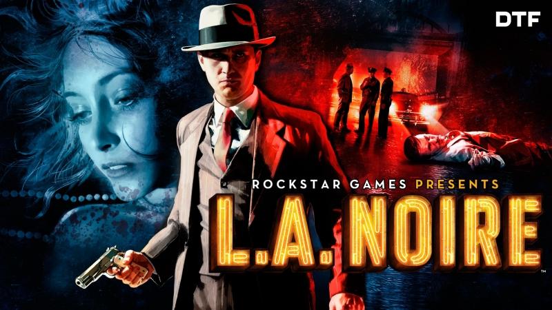 [Стрим] L.A. Noire