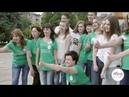 Батьківський флеш-моб 2018, репетиція з випускниками.