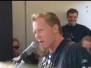 Metallica feat. Bob Rock - Live at Oakland Raiders Parking Lot (2003)