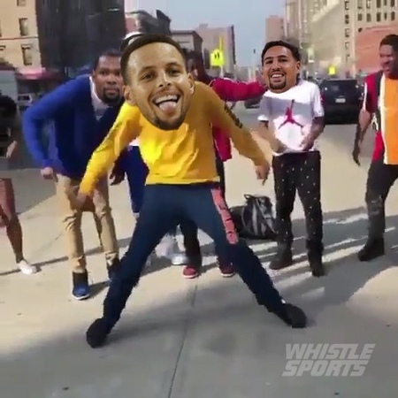 """Whistle Sports on Instagram: """"That 4th straight NBAFinals feeling 🔥"""""""