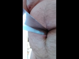 Belly stab
