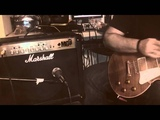 Les Paul &amp Marshall MG30 fx demo