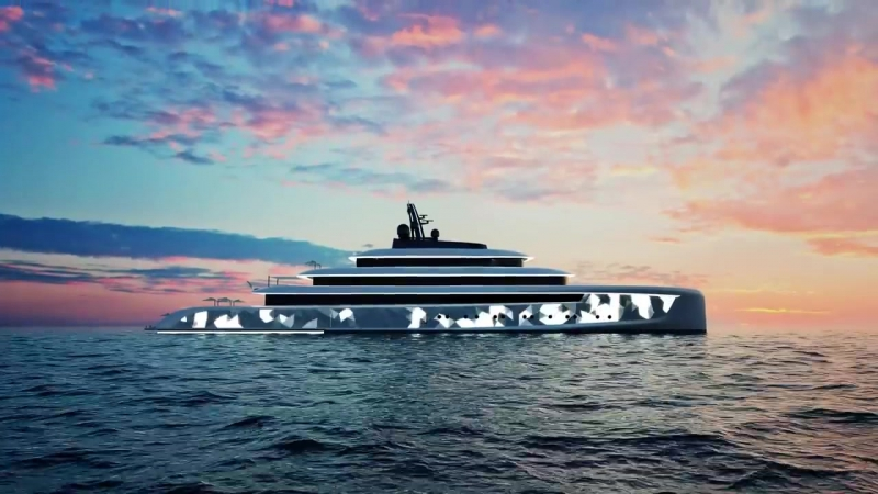 Oceanco Project Moonstone
