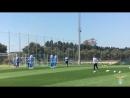 20.04.18 SS Lazio Training Session 1