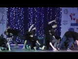 Образцовый танцевальный коллектив г. Копейска