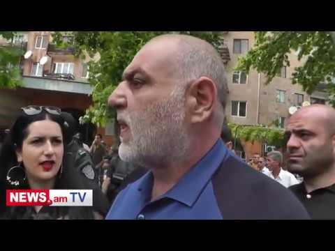 Սեյրան Սարոյանը՝ գեներալ Մանվել Գրիգորյ1377