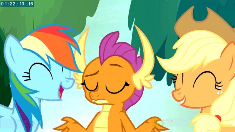 My Little Pony: FiM | Сезон 8, серия 9 — Non-Compete Clause [HD] [русские субтитры]