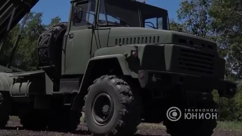 Чебурашка и Снежинка ВПК ДНР в действии. 21.06.2018, В казарме