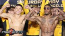 Gennady Golovkin vs. Willie Monroe Jr Full Video- COMPLETE Weigh In Face Off