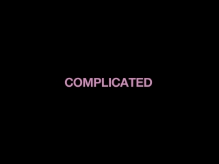Mura Masa - Complicated (feat. Nao)