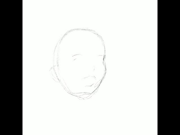 Sketch 1 [speedpaint]