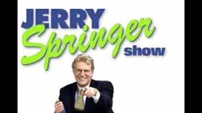 The Jerry Springer Show Opening Credits With Bumper All Themes Stamford Media Center Productions INC LTD