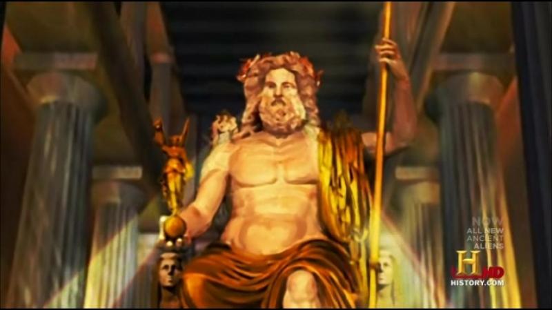 Древние пришельцы сезон 3 серия 15 Боги и герои