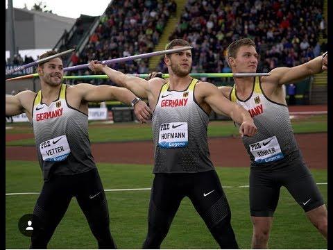 World's Best Javelin Throwers - Thomas Röhler, Johannes Vetter, Andreas Hofmann | Dominating 2018