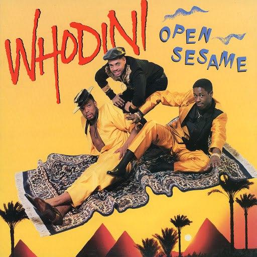 Whodini альбом Open Sesame