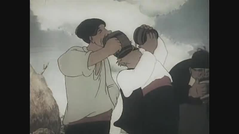 Пропавшая грамота (Гоголь) (1945) Валентина Брумберг, Зинаида Брумберг «Союзмультфильм»