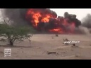 War in Syria Shooting from ATGM on enemy technology
