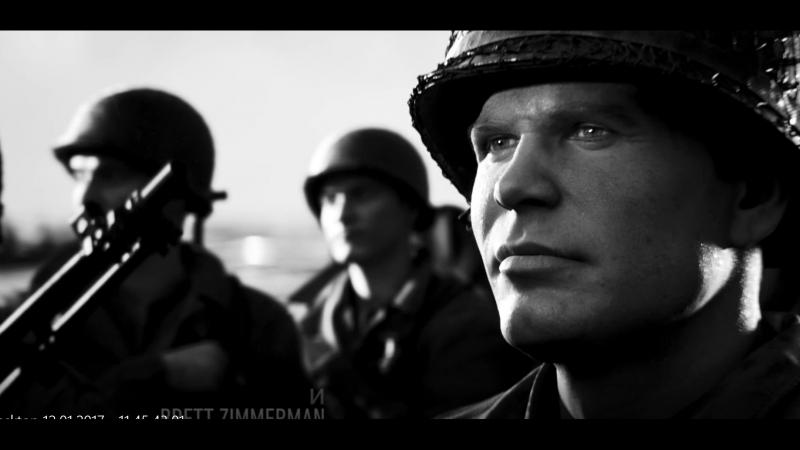 Завтра на канале Выжить Любой Ценой 7 часть COD WWII
