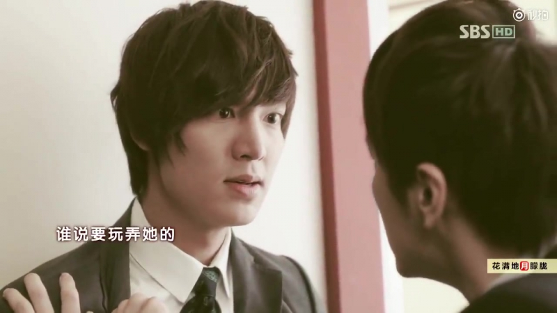 【City Hunter 】Lee Yoon Sung Kim Young Joo cr. 花满地月朦胧