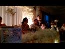 Восточный танец на свадьбе. Сюрприз от друзей.