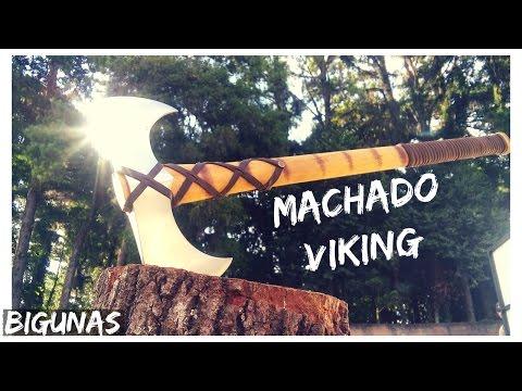 MACHADO DUPLO VIKING Double axe