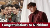 Nichkhun Movie 'Brother of the Year' is Ranked Top in the Thai Box Offices
