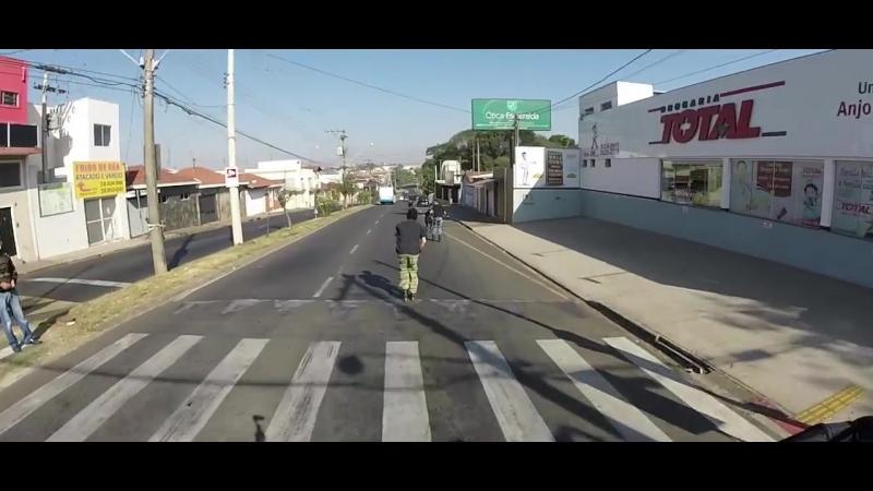 Liberdade sobre rodas! _ Conchita Rollers