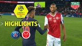Paris Saint-Germain - Stade de Reims ( 4-1 ) - Highlights - (PARIS - REIMS) 2018-19
