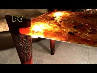 Красивый стол получился. Оценим?