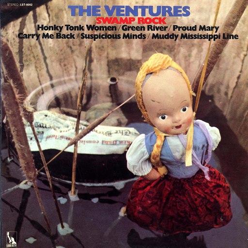 The Ventures альбом Swamp Rock