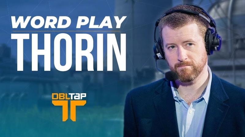Thorin Describes CS:GO Pros   DBLTAP Word Play