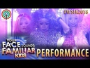 Your Face Sounds Familiar Kids 2018 TNT Boys as Spice Girls Spice Up Your Life