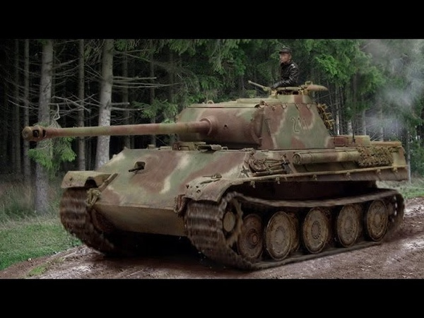 World War 2 Top 10 German Tanks and Tank Destroyers (Videos)