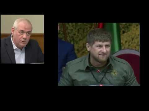 Доренко- Кадыров совсем ОБНАГЛЕЛ. Снять с должности Кадырова!
