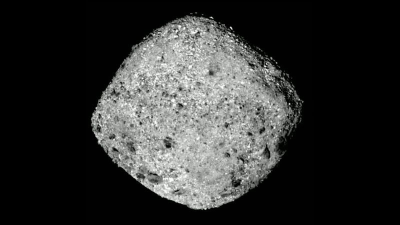 Spacecraft Arrives at Asteroid to Investigate Origin of our Solar System