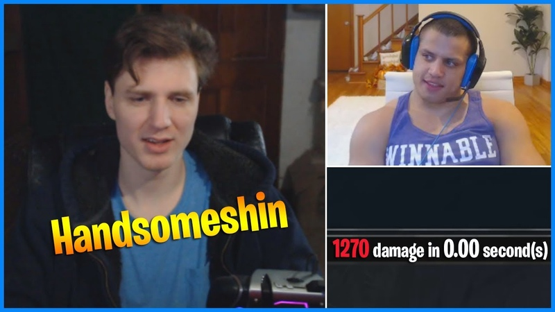 1270 Damage in 0 seconds | Tyler1 React to Hashinshin's New Haircut | LoL Daily Moments Ep 267