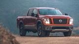 2019 Nissan Titan pickup
