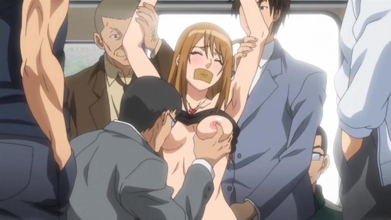 Девушка Детектив Похотливые преступники 3-3 YARE Hentai