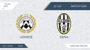 AFL18. Italy. Serie C. Day 29. Udinese - Siena
