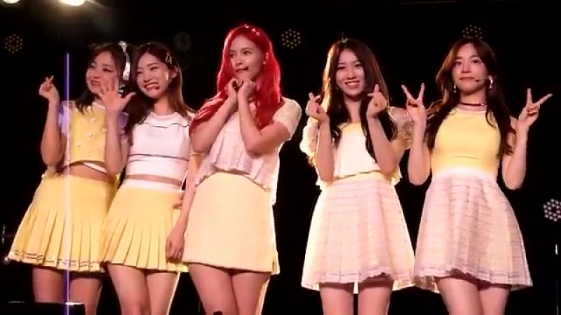 180516 Real Girls Project special fanmeeting in Japan