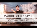 Ableton Live Template Martin Garrix Style