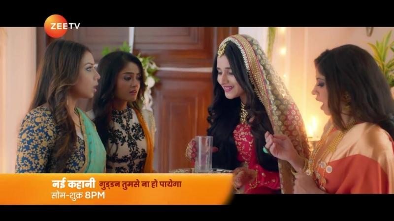Guddan - Tumse Na Ho Paayega _ Hindi Comedy Serial _ Mon-Fri - 8 PM _ Zee TV