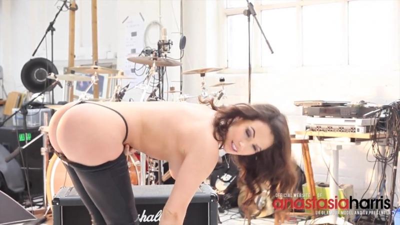 All natural tits - Anastasia Harris striptease 71