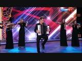 Петр Дранга - Шторм (Вивальди) - Субботний вечер от 01.10.16